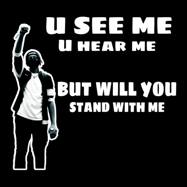 YOU SEE ME BLACK LIVES MATTER PROTEST MOVEMENT | StoreFrontier™