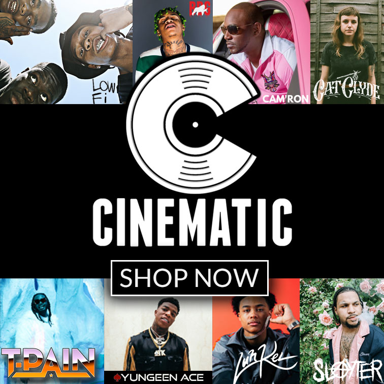 Cinematic Worldwide Label Merch