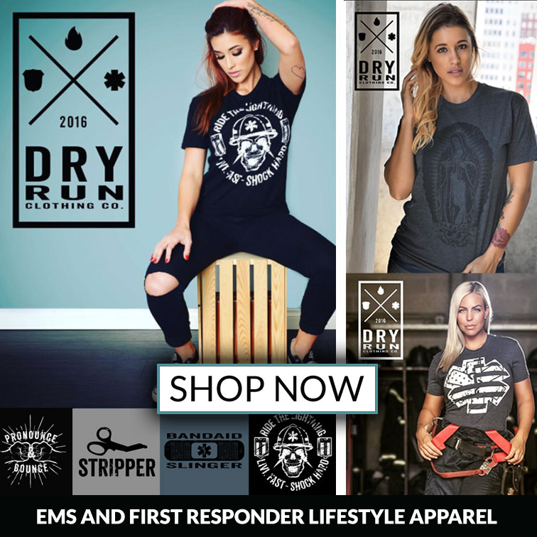 EMT and First Responder T-Shirts