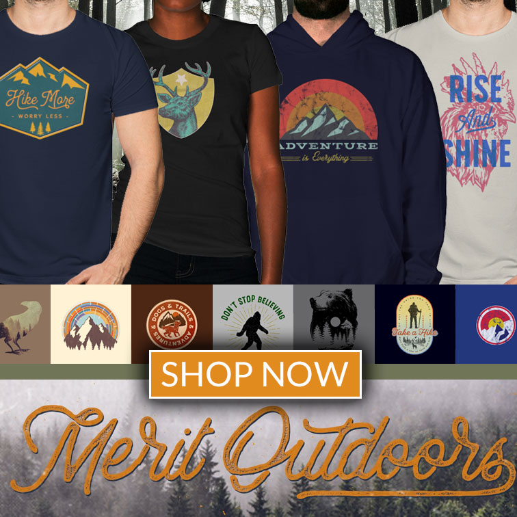 Hiking and Adventure T-Shirts