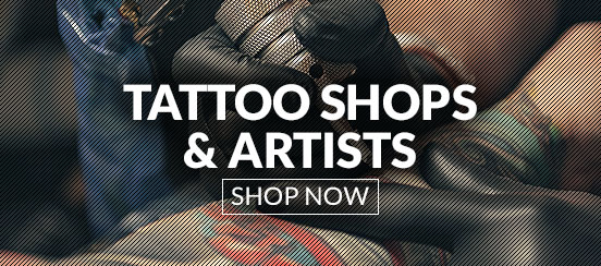 Tattoo Artist Webstores