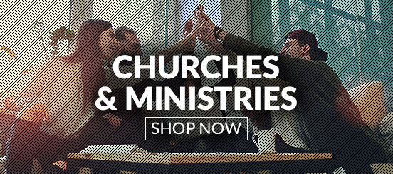 Webstores for Churches and Ministries