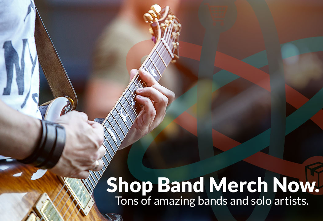Free Merch Stores For Bands